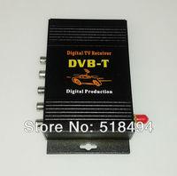 Free Shipping!!! LSQ Star Car HD DVB-T MPEG4/ MPEG2 tuner Automobile digital TV 250KM/H car accessories