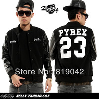 $24=NEW!!!NEVER MISS!!! HIGH QUALITY!!! Pyrex vision 23 lovers baseball uniform jacket ktz leather outerwear