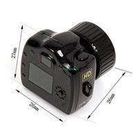 Free Shipping Mini HD Digital Camera Camcorder DVR Video DV Hidden video recorder Y2000