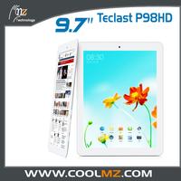 """Teclast P98HD RK3188 Quad Core Tablet PC 2GB RAM 16GB\32GB ROM 9.7"""" Retina Display Screen Dual Camera HDMI OTG"""