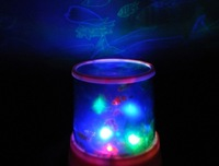 Led Night Light Projector Ocean Daren Waves Projector Projection Lamp Aurora Master