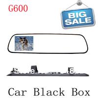 NEW  MP COMS Car Rearview Mirror Parking Back Up DVR CAMERA AS HD 1080P G-SENSOR Car Black Box Mirror DVR Motion Detection