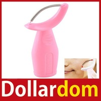 [DollarDom] Stainless Steel Pretty Facial Care Hair Skin Rolling Trimmer Remover Roller Worldwide free shipping