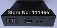 "Updated Version SFR1M44-U100K Black 3.5"" 1.44MB USB SSD FLOPPY DRIVE EMULATOR for YAMAHA KORG ROLAND Electronic Keyboard GOTEK"