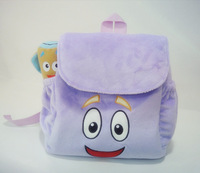 New Dora Backpack the Explorer Plush Backpack DORA Child PRE School Bag Toddler  FREE SHIPPING
