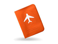 1Pcs PVC Waterproof Traveling Boarding Passport Covers Protector For Business trip,Travel Accessories