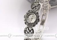 2014 LUXURY Wedding A-CLASS Engrave Alloy Girl Women Bracelet Wrist Watch Lady Clock Freeshipping