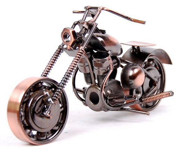 Fashion design crafts promotion online shopping for for Motorcycle decorations home