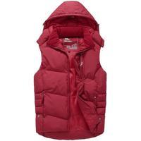 2013 new winter fashion men's sport multicolor stitching down cotton vest latest styles RLX
