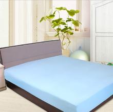 Freeshipping 180*200cm TPU bed protection pad Waterproof Mattress Protector Cover(China (Mainland))