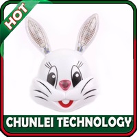 Cute Animal Rabbit Style For Baby Kid Children Bedroom Wall Plug-in Night LED Light Lamp