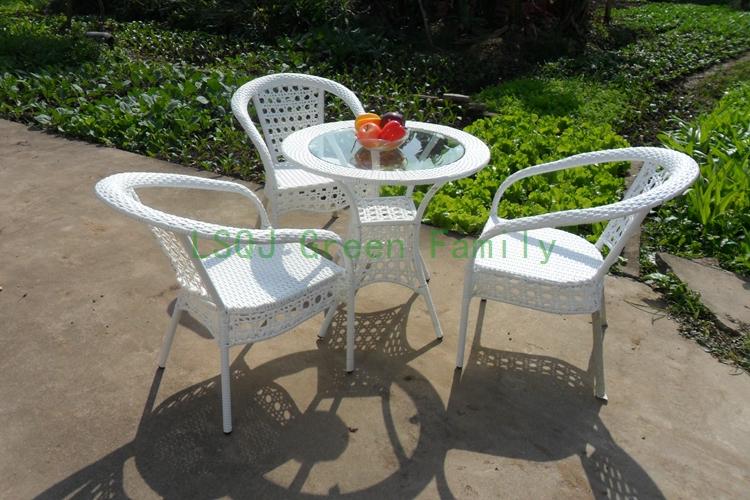 rattan garden chair outdoor furniture china mainland