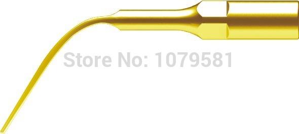 Ge3t,( EMS: p) dentla supragingivaler Skalierung spitze, titan beschichtet, Mundhygiene, dentalspitze, dentalinstrument, dentalgeräte