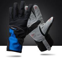 Gloves Cycling Men Women Sports Mountain Road Bicycle MTB Racing Cycle Winter Warm Bike Gloves Long Finger Mittens Waterproof