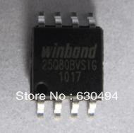 Free Shipping 10PCS 25Q80BVSIG W25Q80BVSSIG SOP8IC