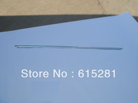 Q3 2012 2013 Chrome Rear Trunk Streamer Trim ,Free Shipping