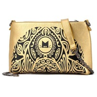 Free shipping 2013 hot-selling women's fashion vintage envelope handbag brand day clutches chain messenger bags for women