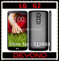 "LG G2 D802 Original Unlocked GSM 3G&4G Android Quad-core RAM 2GB 5.2"" 13MP 16GB WIFI GPS Mobile Phone dropshipping"