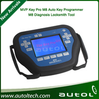 Free Shipping by DHL New arrival MVP Pro M8 Key Programmer Most Powerful key pro m8 auto key programmer