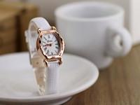 2014 New Genuine Ladies Watch Brand Fashion Trend Of The Vintage Cow Leather Women's Wristwatches Quartz Women Dress Watches