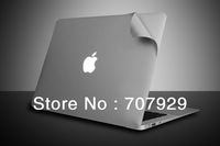 Free Shipping Metal Protector Film for Mac Guard in Retail Package for macbook air 11'' 13'' pro 13'' 15'' pro 13'' 15'' Retina