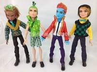 Free shipping!  Cool Doll, Boy's fashion DIY toys original quality, Educational toy for children