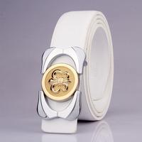 Luxury fashion men belt  High quality brand designer  genuine leather belt for men/women  PD000155