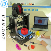 Merry Christmas present-3D PRINTER FDM rapid prototyping 3D printer with LCD display for personal hobbies printing machine