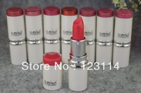2 IN 1 Lipstick freeshipping 4 PCS/lot nice packing 8 different colors Long lasting easy to makeup snow beauty