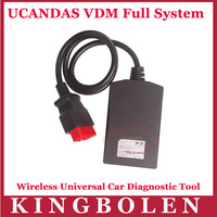2014 New Released Original Wireless Universal Car Diagnostic SCnner UCANDAS VDM Full System Update Via Internet