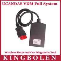2014 New Released Original Wireless Universal Car Diagnostic SCnner UCANDAS VDM Full System Update Via Internet