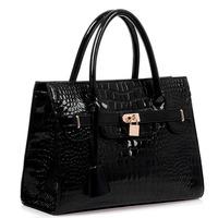 New 2015 Women PU Leather Handbag Fashion Shoulder Bag Casual Women Messenger Bags Crossbody Bag Hot Sales Women Tote Bolsas