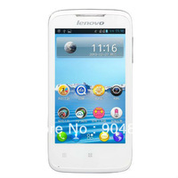 Original Brand new 4 inch Lenovo A356 Women Smart Mobile Phone Android 4.0 MTK6515 RAM512+ROM 4GB Dual SIM card Phone