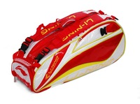 Linin  badminton bag  Gym Bag shoulder badminton bag ABJF006  six racket loaded badminton bag