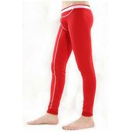 freeshipping,Asitoo men underwear steel warm pants male long johns men's trousers warm pants U377
