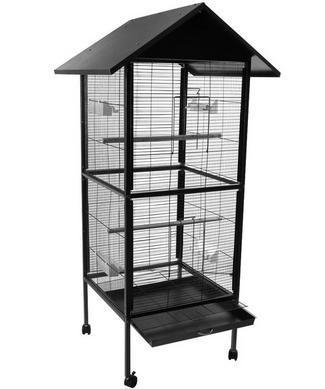 Online kopen wholesale zwarte vogel kooi uit china zwarte vogel kooi groothandel - Decoratie eetkamer hok ...