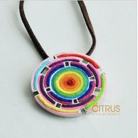 CITRUS original Exclusive manual diy jewelry Personality fashion couples pendant necklace free shipping