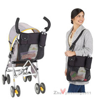 Baby Handcart Bag Can Use Car Seat Back Can Sideways Back Mummy Bag Waterproof