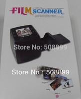 """Free shipping 135 film scanner 35mm filmscan 5MP Digital Film Negative Photo Scanner / Converter 35mm USB LCD Slide 2.4"""" TFT"""