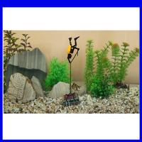 free shipping Aquarium  treasure diver  Ornament