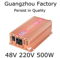 48v  220v 500w Power Inverter Converter Power Battery Inverter DC 48V to AC 220V 500W