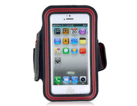 Protective Armband for iPhone 5S/ 5 (Red)