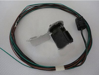 OEM Automatic Internal Circulation Climate Air Quality Sensor+Wire+Bracket For VW Golf MK6 Jetta MK5 Passat B6 1K0 907 659