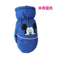Lovely children gloves for girl and boy winter for wholesale and retail with free shipping