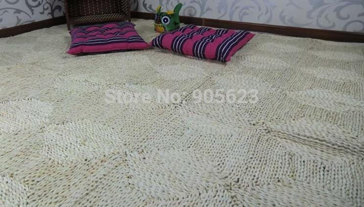 ... lavorato a maglia tappeti , 0556 , cannucce tappeto(China (Mainland