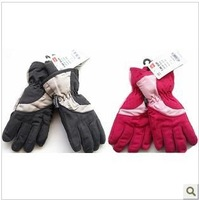 Skiing waterproof gloves manufacturers sell children free shipping