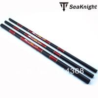 SeaKnight Brand Super Quality Glass 7 segments 3.6m telescopic Carp fishing rods fishing pole