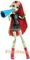 Genuine Original Fashion Monster High Doll / Ghoul Spirit Venus McFlytrap / Dolls For Girl Brand Christmas Birthday Gifts