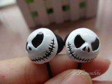 wholesale skeleton earphones