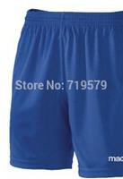 2014 15 season S N Football club Home Blue Away Green soccer short Thai cotton shorts Jersey S-XL Freeshiping